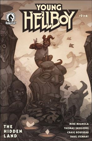 Young Hellboy: The Hidden Land 3-B