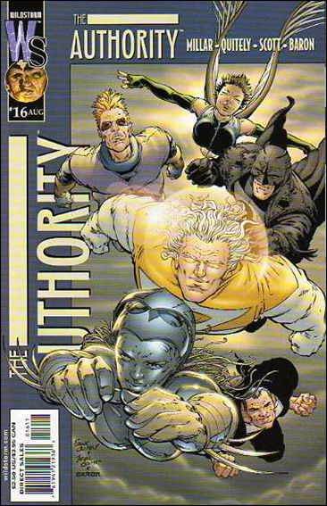 Authority (1999) 16-A by WildStorm
