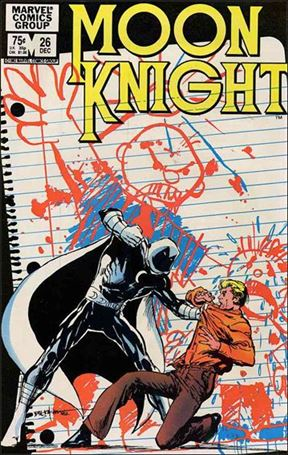 Moon Knight (1980) 26-A