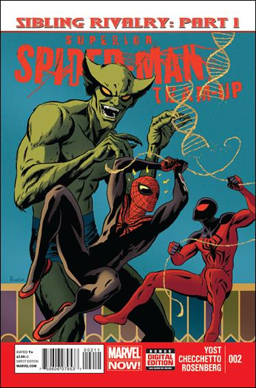 Superior Spider-Man Team-Up 2-A by Marvel