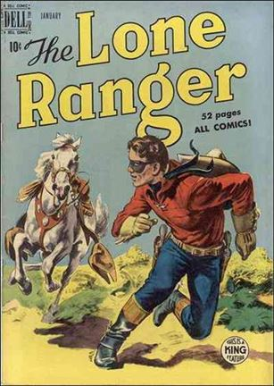 Lone Ranger (1948) 19-A
