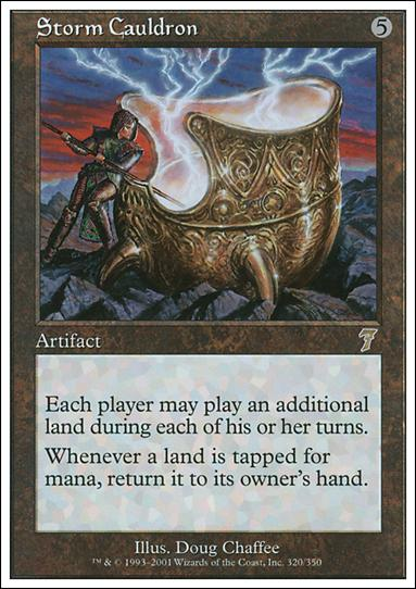 Magic the Gathering: 7th Edition (Base Set)320-A by Wizards of the Coast