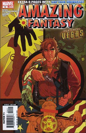 Amazing Fantasy (2004) 14-A by Marvel
