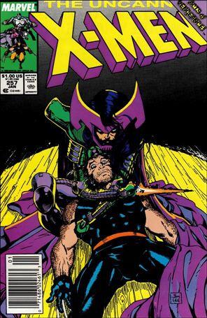 Uncanny X-Men (1981) 257-A