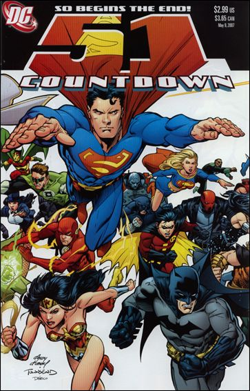 Countdown (2007) 51-A by DC