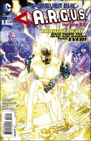 Forever Evil: A.R.G.U.S. 3-A by DC