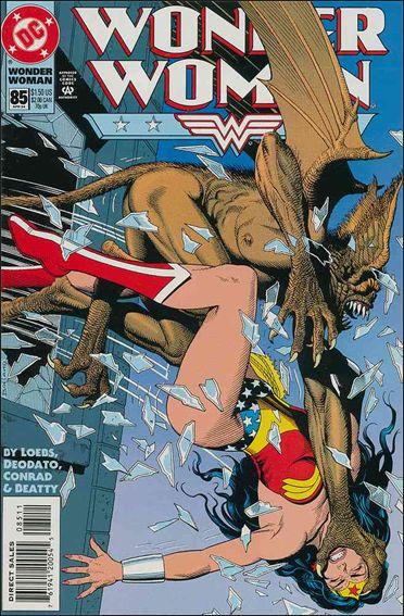 Wonder Woman (1987) 85-A by DC