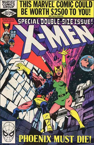 X-Men (1963) 137-A by Marvel
