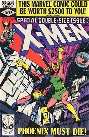 X-Men (1963) 137-A