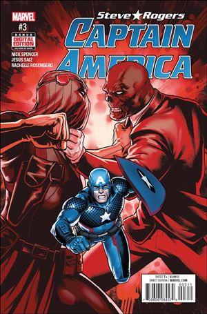 Captain America: Steve Rogers 3-A