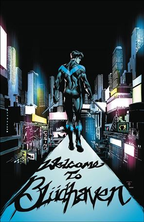 Nightwing (2016) 10-A
