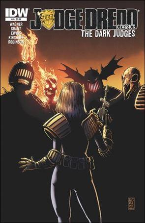 Judge Dredd Classics: The Dark Judges 4-A