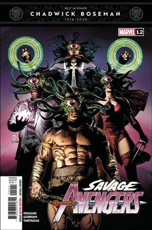 Savage Avengers 12-A