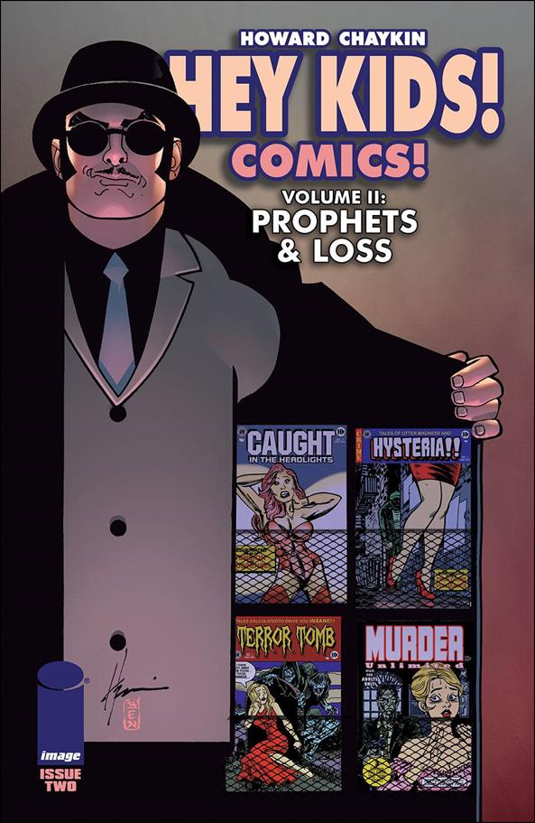Hey Kids! Comics! Volume 2: Prophets & Loss 2-A by Image