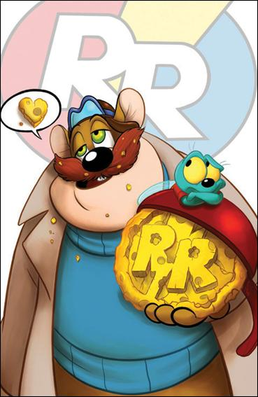 Chip 'n' Dale Rescue Rangers (2010) 3-C by Kaboom!