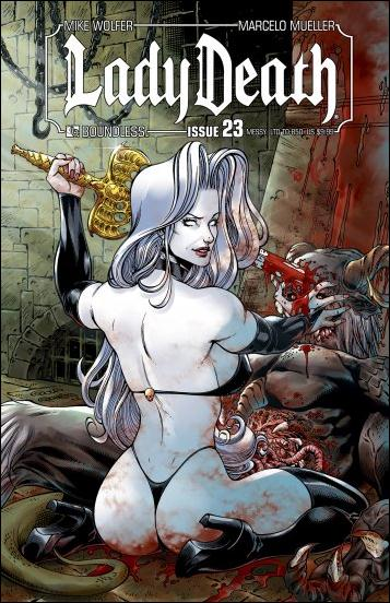 Lady Death (2010) 23-E by Boundless Comics