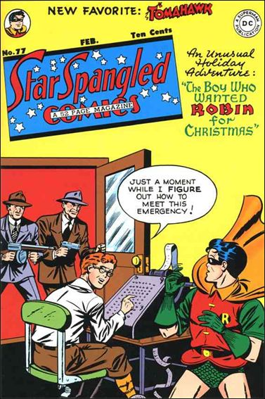 Star Spangled Comics (1941) 77-A by DC