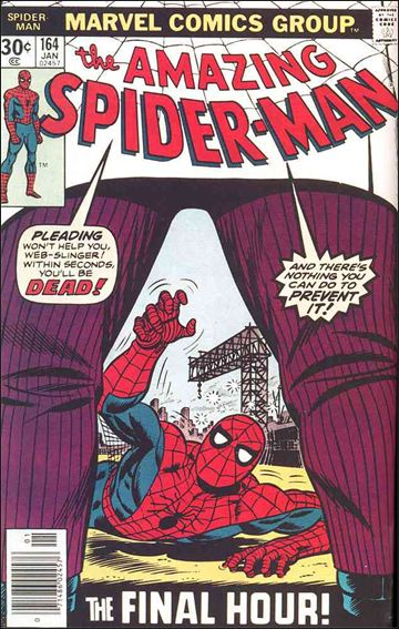 Amazing Spider-Man (1963) 164-A by Marvel