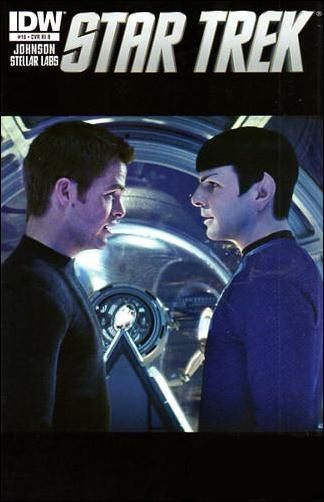 Star Trek (2011) 16-C by IDW