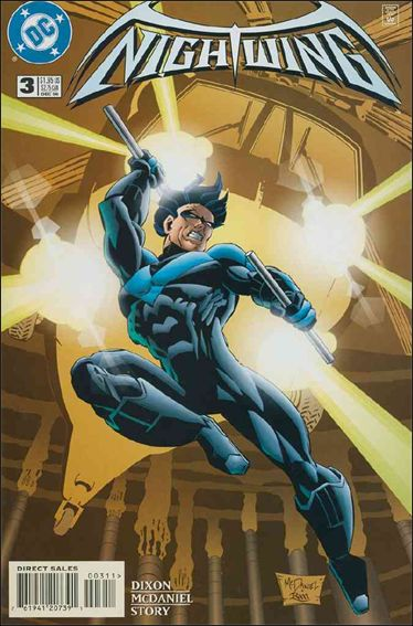 Nightwing (1996) 3-A by DC