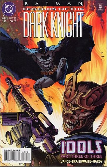Batman: Legends of the Dark Knight 82-A by DC