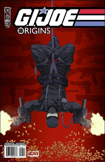 G.I. Joe: Origins 8-A by IDW