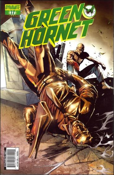 Green Hornet (2010) 17-B by Dynamite Entertainment