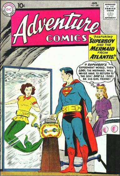 Adventure Comics (1938) 280-A by DC