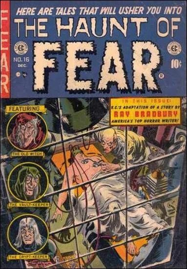 Haunt of Fear (1950) 16-A by E.C.