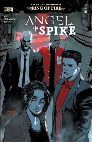 Angel + Spike 10-B