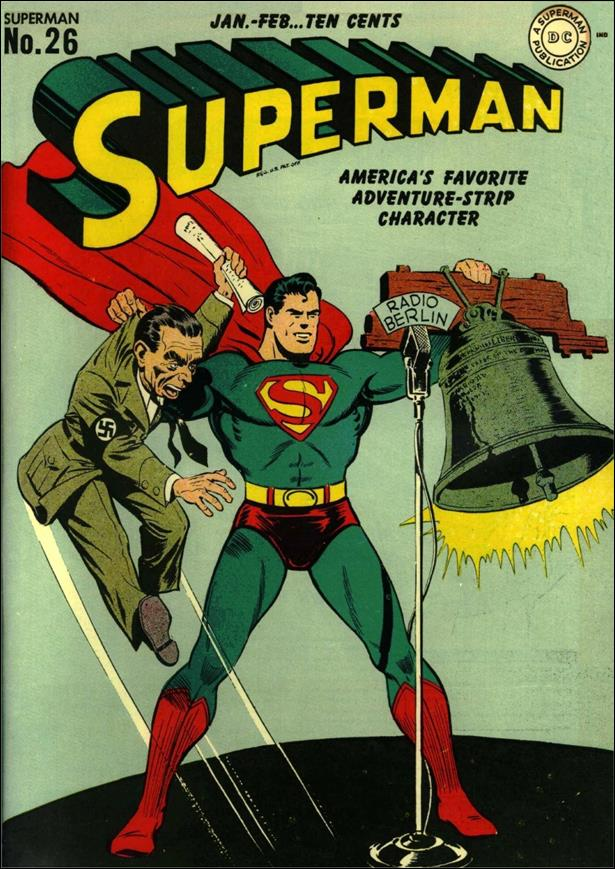 Superman (1939) 26-A by DC