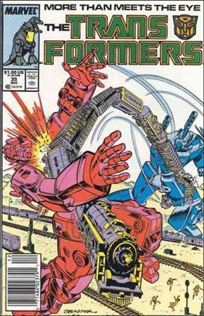 Transformers (1984) 35-A