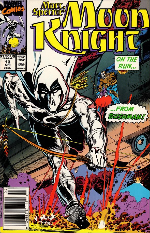 Marc Spector: Moon Knight 13-A by Marvel