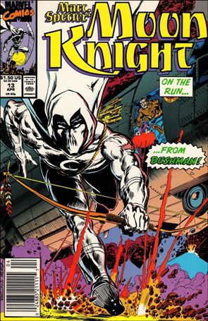 Marc Spector: Moon Knight 13-A