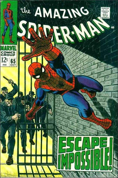 Amazing Spider-Man (1963) 65-A by Marvel