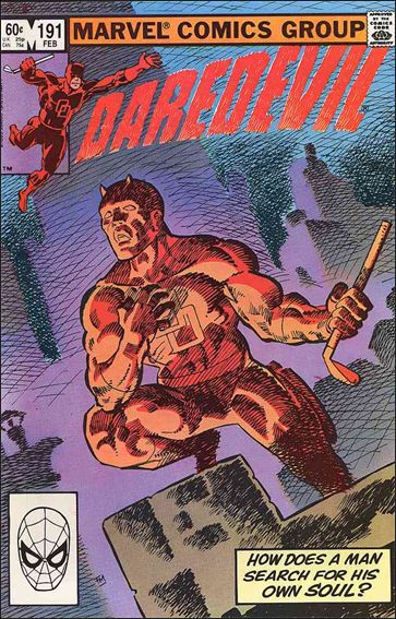 Daredevil (1964) 191-A by Marvel