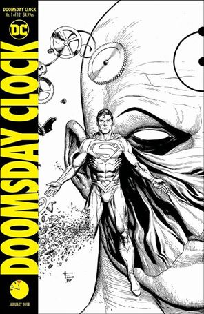 Doomsday Clock 1-D