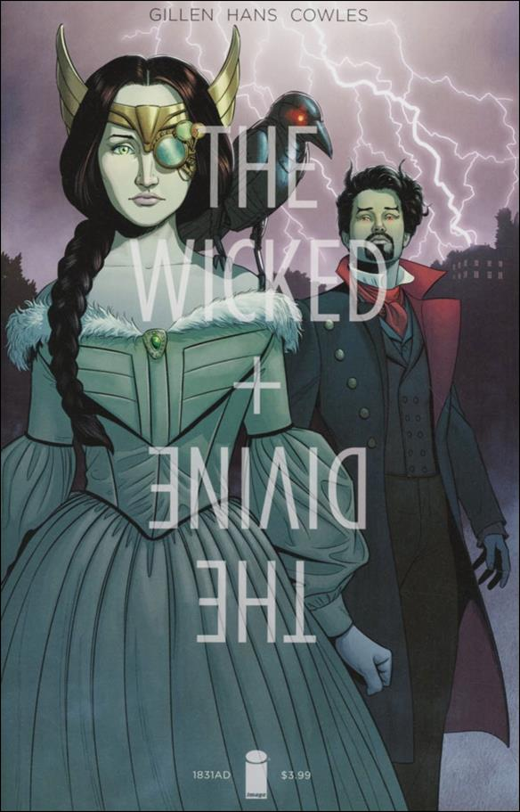 Wicked + the Divine: 1831AD nn-A by Image