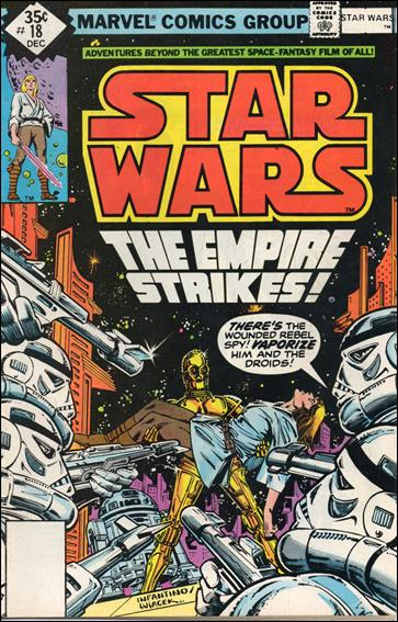 Star Wars (1977) 18-B by Marvel