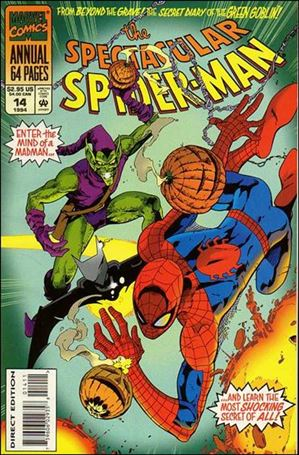 Spectacular Spider-Man Annual 14-A