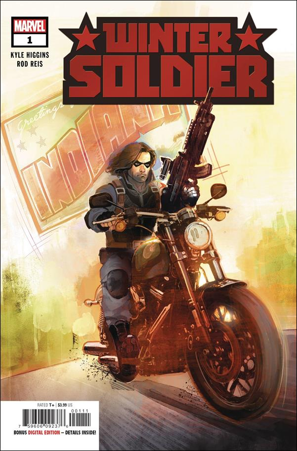 Winter Soldier (2018) 1-A by Marvel
