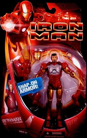 Iron Man (Movie) Iron Man (Prototype)