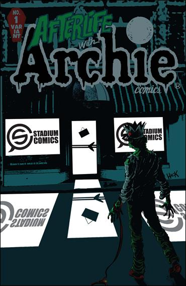 Afterlife with Archie 1-FT by Archie