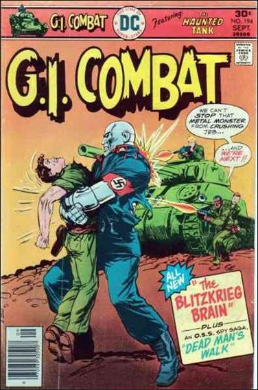 G.I. Combat (1952) 194-A by DC