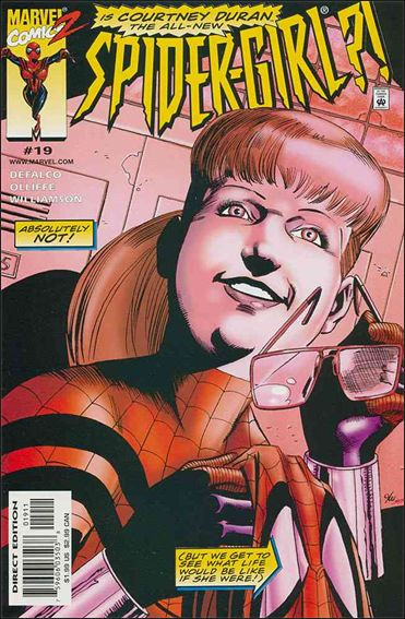 Spider-Girl (1998) 19-A by Marvel