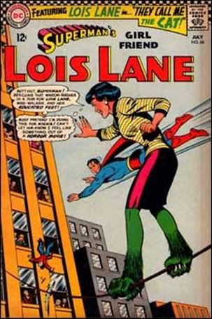 Superman's Girl Friend Lois Lane 66-A