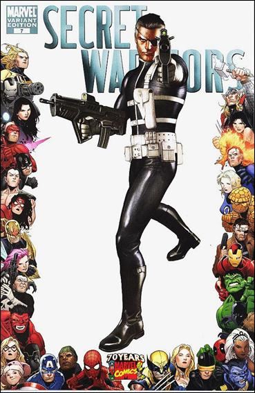 Secret Warriors 7-B by Marvel