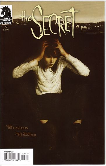 Secret (2007) 2-A by Dark Horse