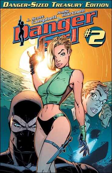 Danger Girl: Danger-Sized Treasury Edition 2-A by IDW