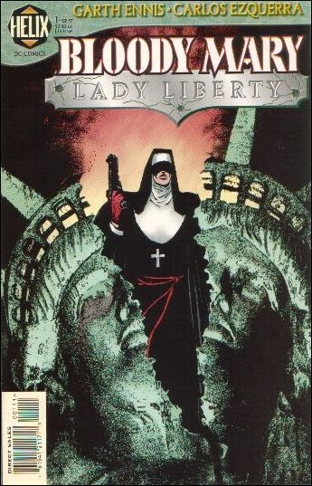 Bloody Mary: Lady Liberty 1-A by Helix